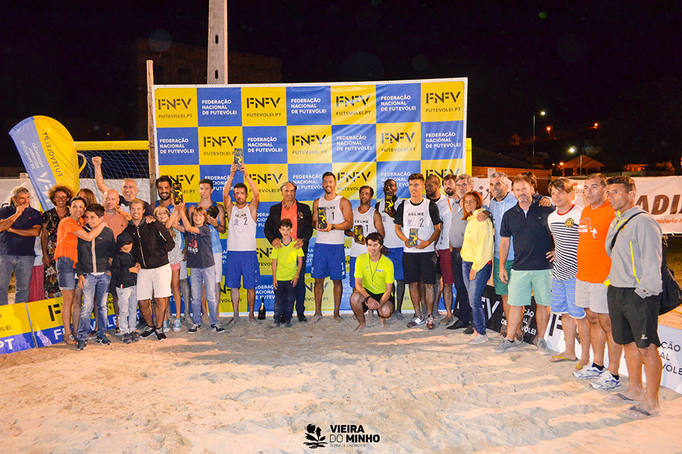 7th stage - National Footvolley Championship 2018 - Vieira do Minho