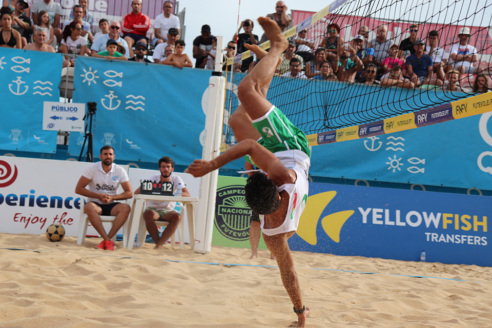 1st stage - National Footvolley Championship 2019 - Quarteira