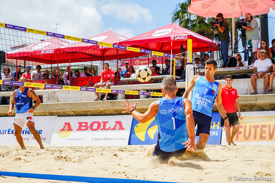 2nd stage - National Footvolley Championship 2019 - Cascais
