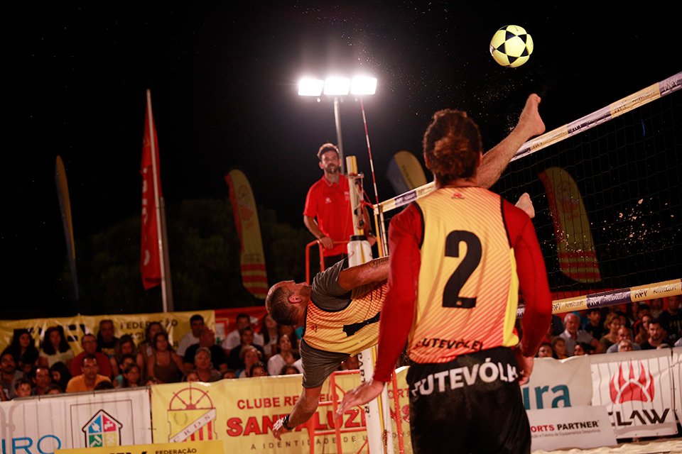 3rd stage - National Footvolley Championship 2019 - Santa Luzia, Tavira