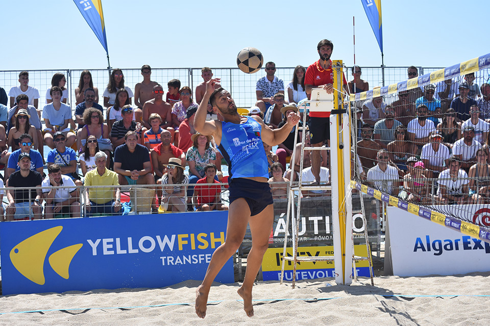 4th stage - National Footvolley Championship 2019 - Póvoa de Varzim