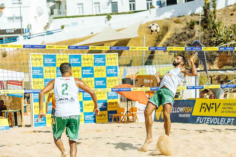 Final - National Championship Footvolley 2019 - Carvoeiro, Lagoa