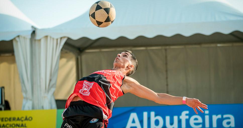Final - National Championship Footvolley 2020 - Albufeira