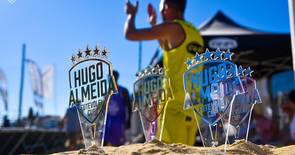 Hugo Almeida Futevólei Cup 2021 - live