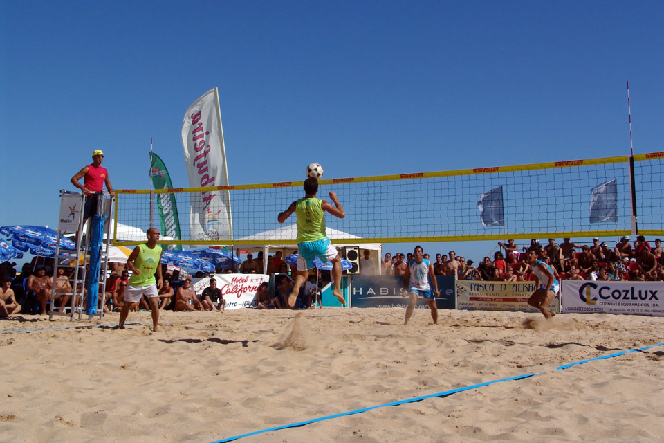 1st National Footvolley Championship - Portugal 2006