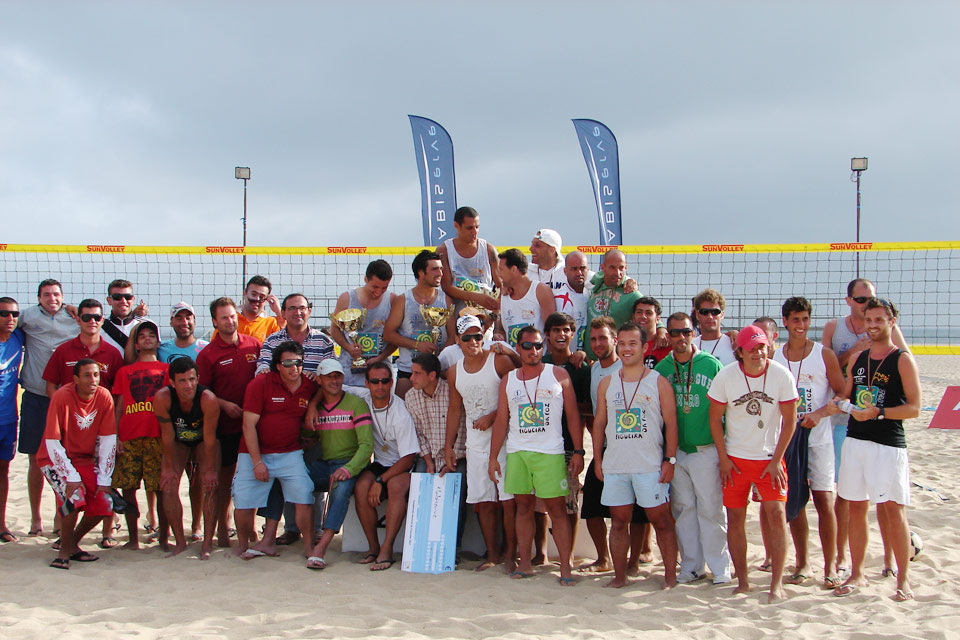 1st stage - National Footvolley Championship 2007 - Figueira da Foz