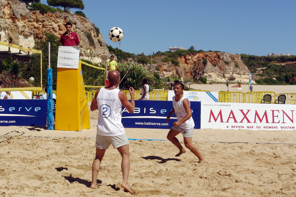 3rd stage - National Footvolley Championship 2007 - Ferragudo, Lagoa