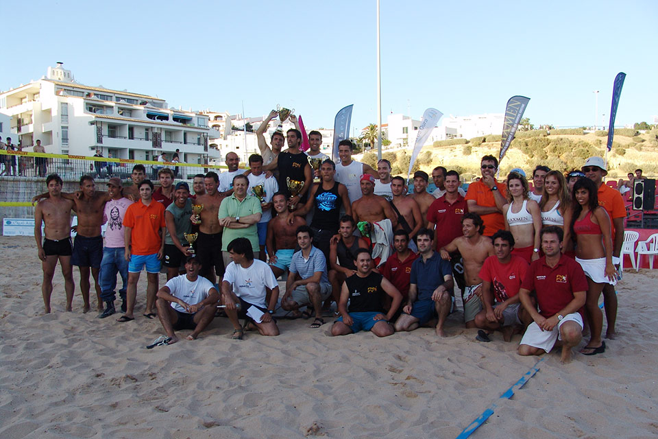 Final - National Footvolley Championship 2007 - Albufeira