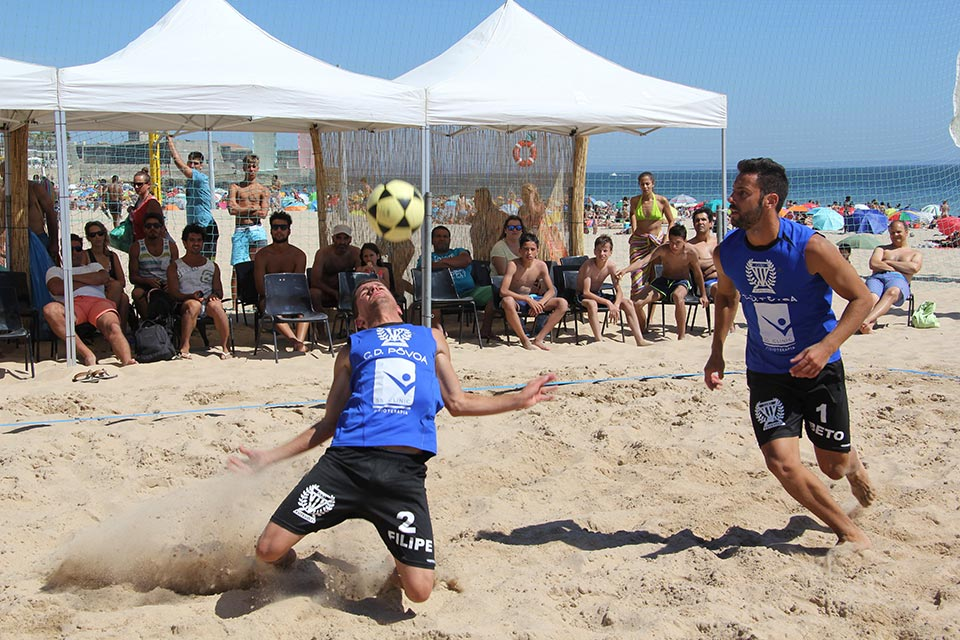 1st stage - National Footvolley Championship 2016 - Cascais
