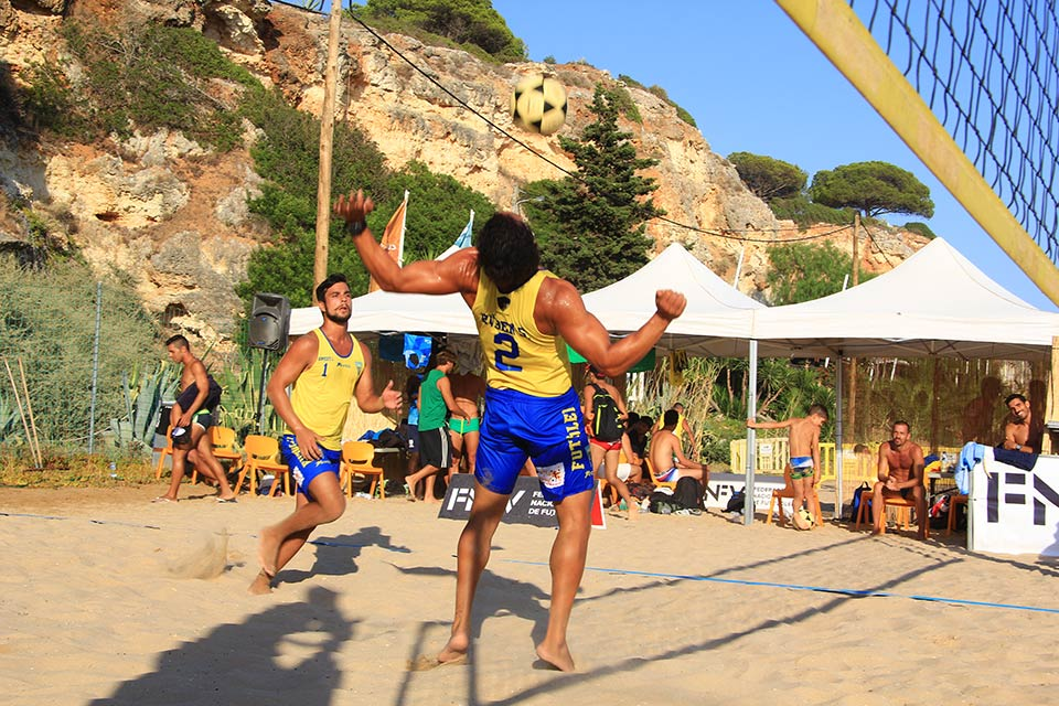 4th stage - National Footvolley Championship 2016 - Ferragudo