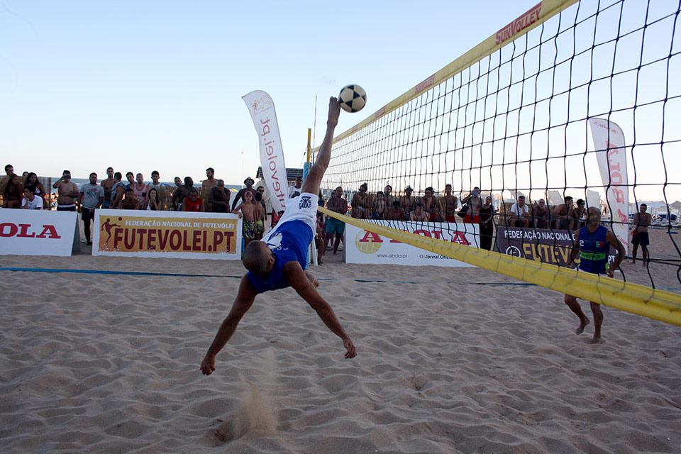 5th stage - National Footvolley Championship 2016 - Albufeira