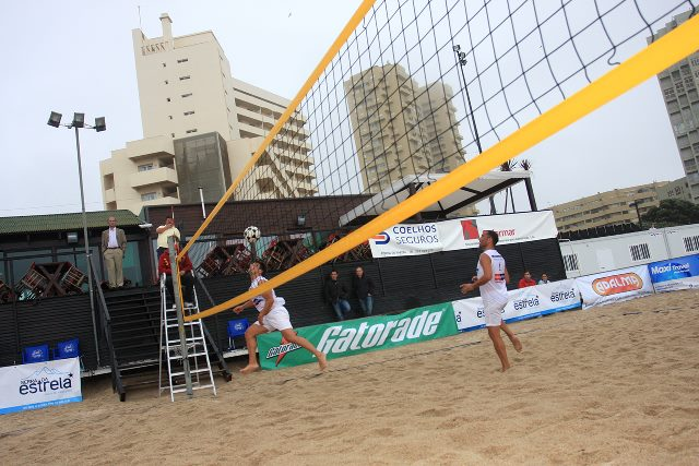 1st stage - National Footvolley Championship 2008 - Póvoa de Varzim