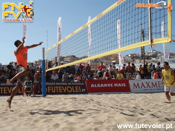 3rd stage - National Footvolley Championship 2008 - Figueira da Foz