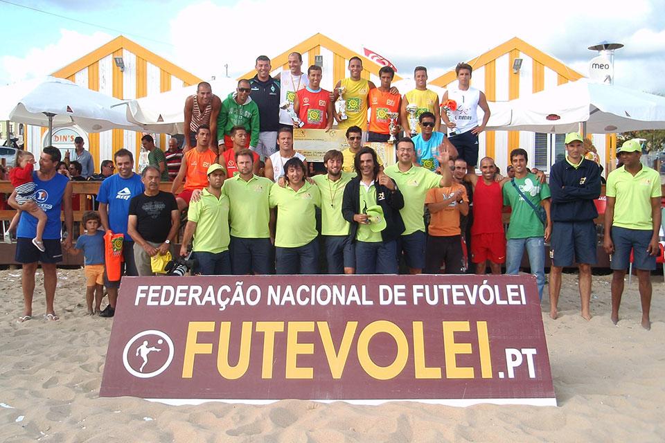 Figueira da Foz - 1st Stage National Footvolley Championship 2009