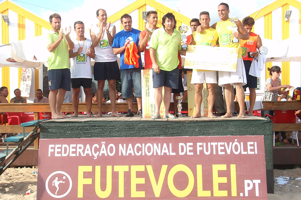 Figueira da Foz - 1st Stage National Footvolley Championship 2009