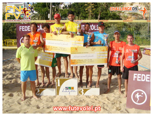 2nd stage - National Footvolley Championship 2009 - Ferragudo, Lagoa