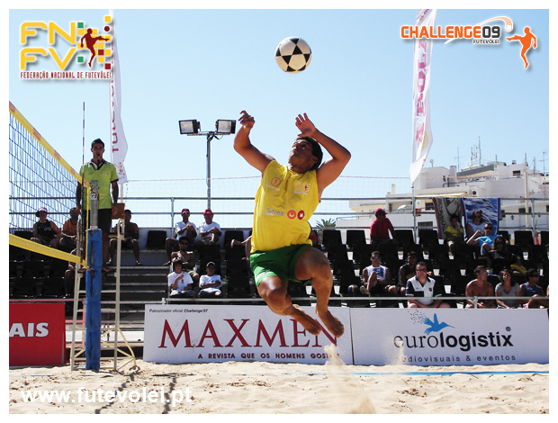 Final National Footvolley Championship 2009 - Armação de Pêra, Silves