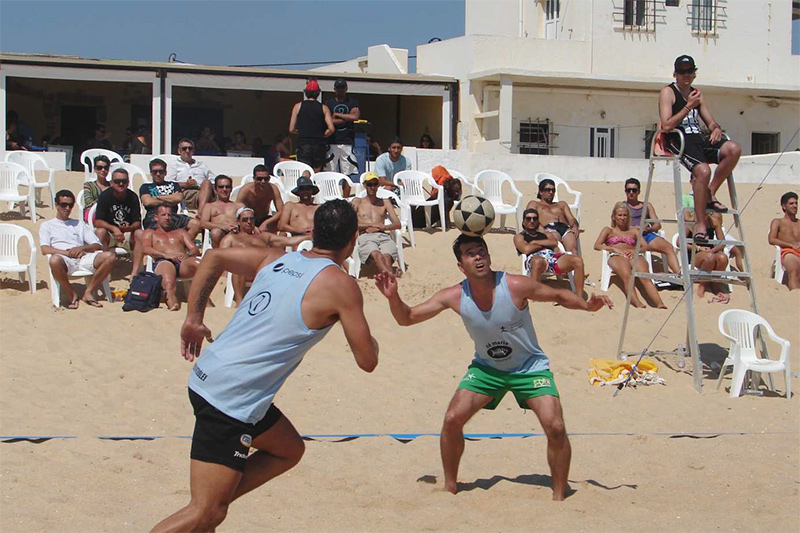 2nd Footvolley Tournament - Faro 2010