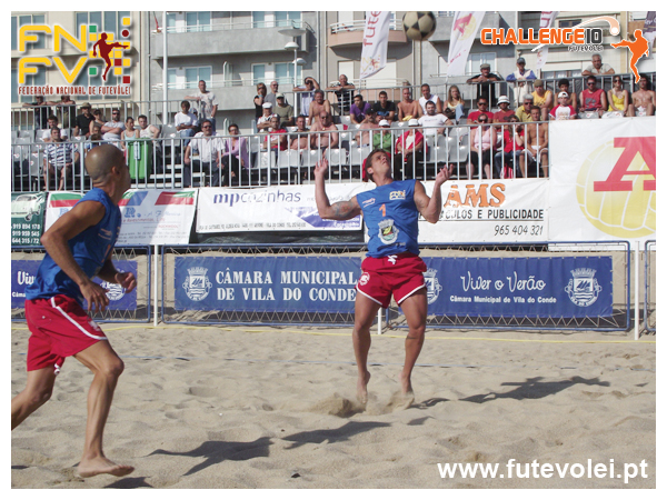 1st stage - National Footvolley Championship 2010 - Vila do Conde