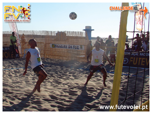 2nd stage - National Footvolley Championship 2010 - Figueira da Foz
