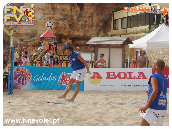3rd stage - National Footvolley Championship 2010 - Ferragudo, Lagoa