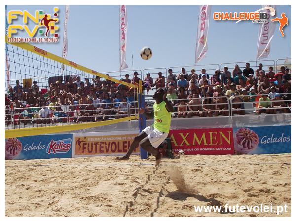 Final National Footvolley Championship 2010 - Armação de Pêra, Silves