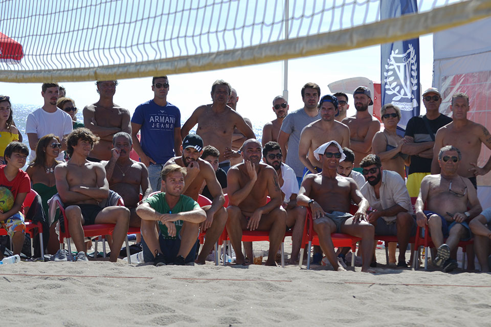 National Footvolley Championship 2017 - 2nd Stage: Póvoa de Varzim