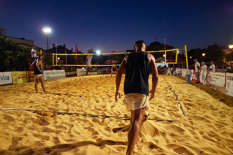 National Footvolley Championship 2017 - 3rd Stage: Santa Luzia-Tavira