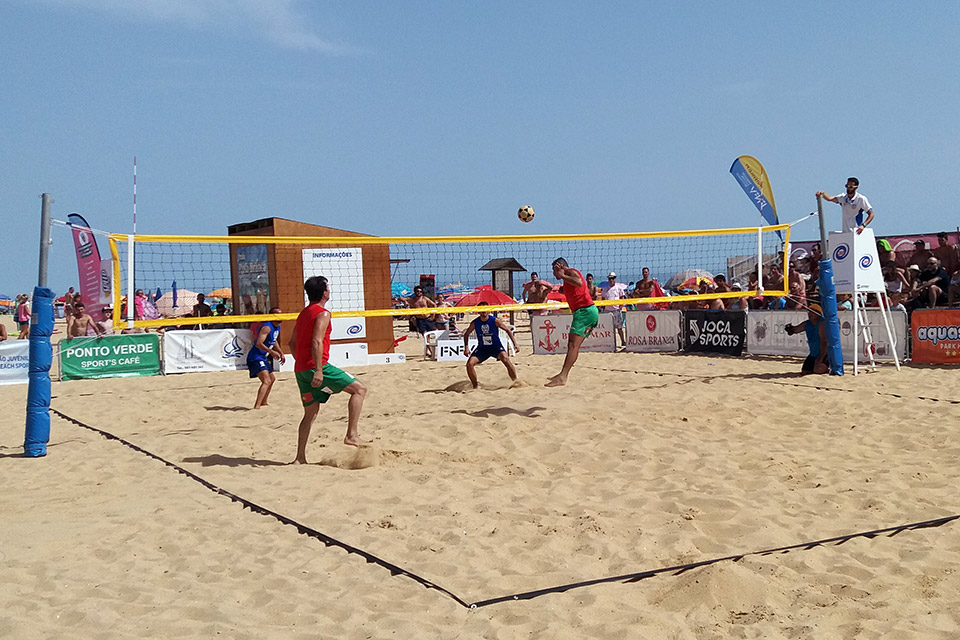 National Footvolley Championship 2017 - 4th Stage: Quarteira-Loulé