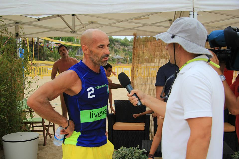 II Etapa do Campeonato Nacional de Futevólei 2015 - Ferragudo (Lagoa)