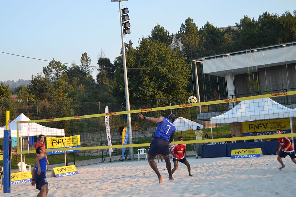 National Footvolley Championship 2017 - 5th Stage: Santo Tirso