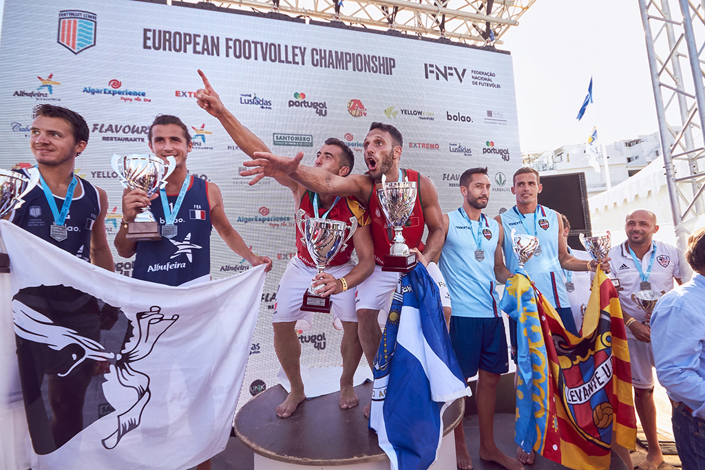 EFC2018 - Portugal defends European title in Austria