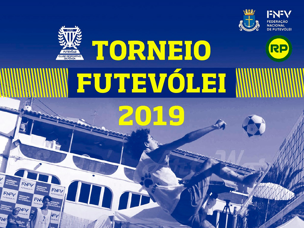 Footvolley Tournament 2019 - Póvoa de Varzim