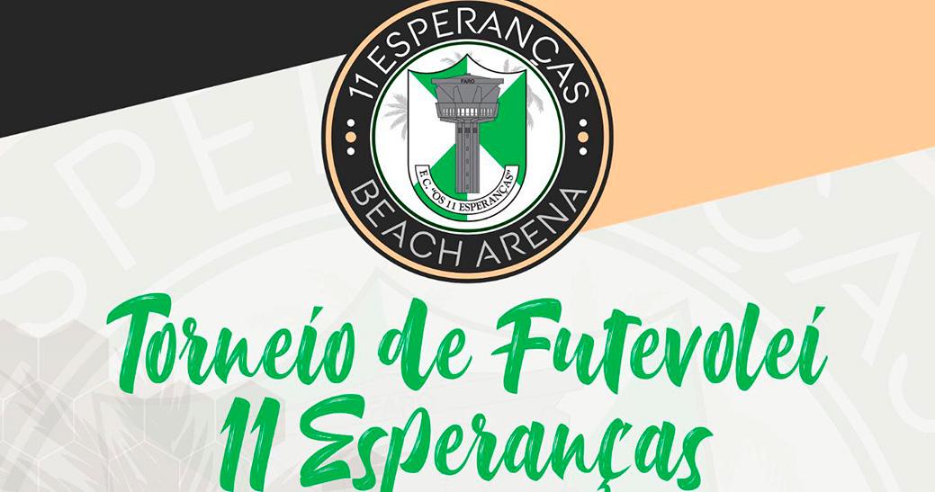 1st Tournament - Futevólei 11 Esperanças Beach Arena