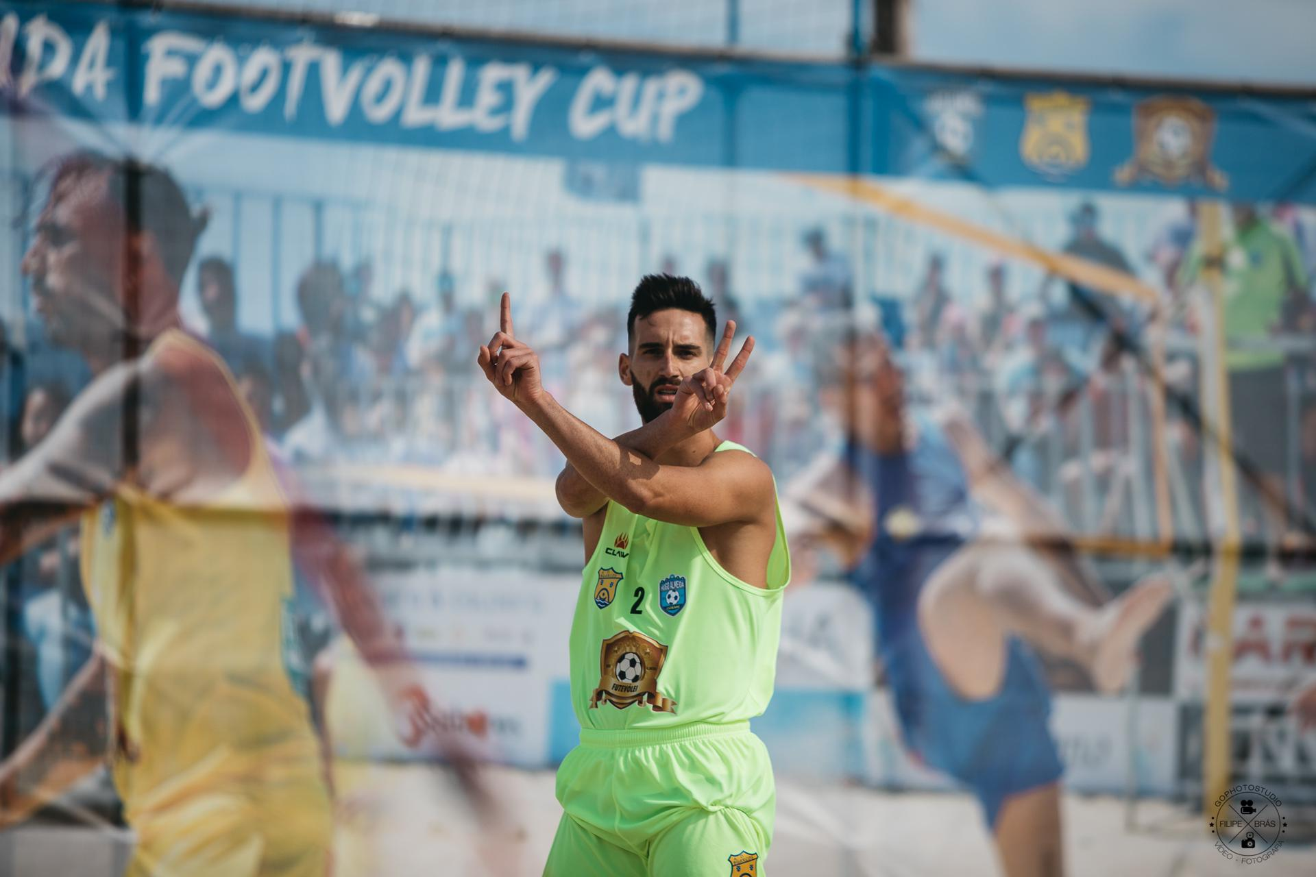 Beto Correia and Filipe Santos win Hugo Almeida Cup - Portugal 2019