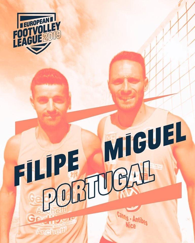 European Footvolley League Tour 2019 - Schwäbisch Gmünd - Germany, hosts the 2nd stage