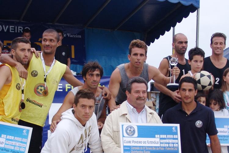 Batista and Salvador - a team of champions