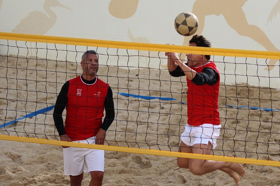 Footvolley Winter Championship - Algarve