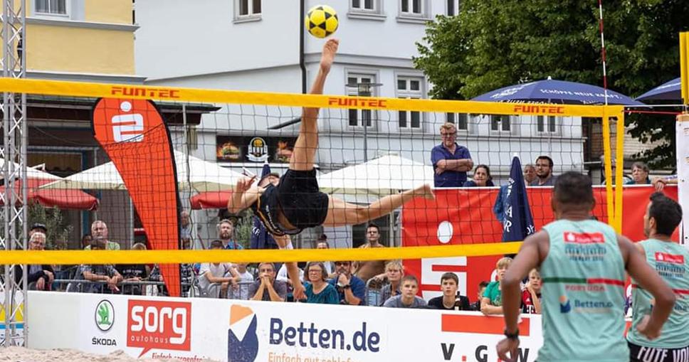 European Footvolley Championship 2021 - Schwäbisch Gmünd, Alemanha