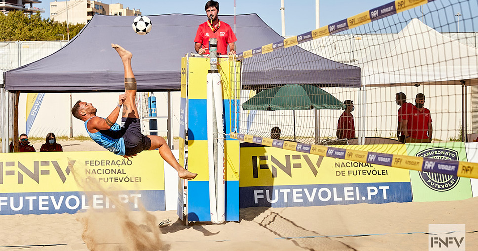 Miguel Pinheiro and Filipe Santos (CD Póvoa) win the 2nd stage