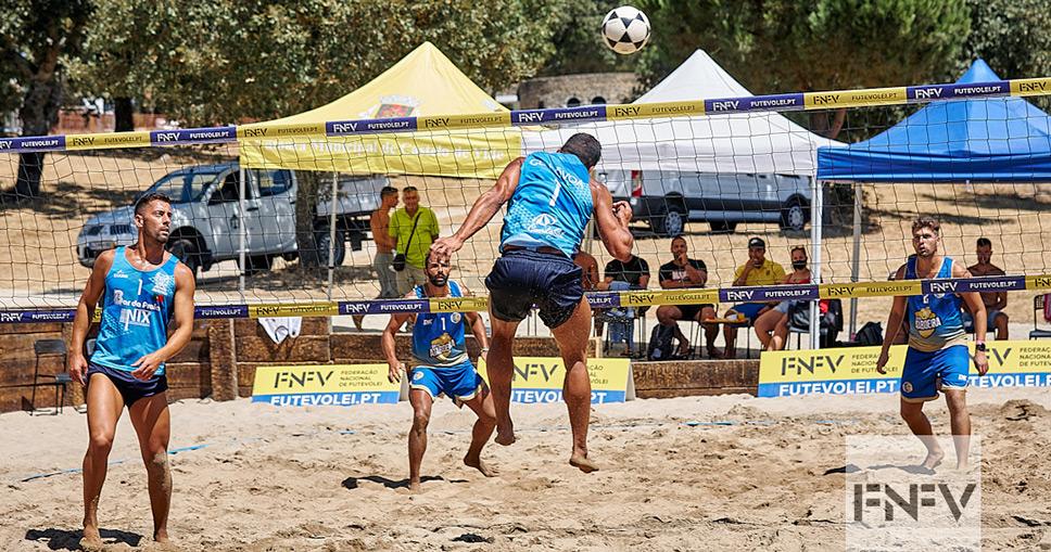 Filipe Santos and Miguel Pinheiro (CD Póvoa) wins in Castelo de Vide