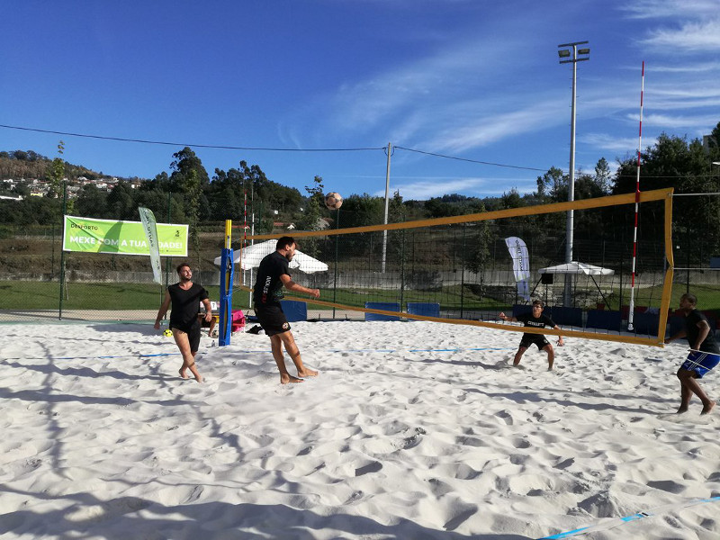 1st Footvolley Tournament - Santo Tirso