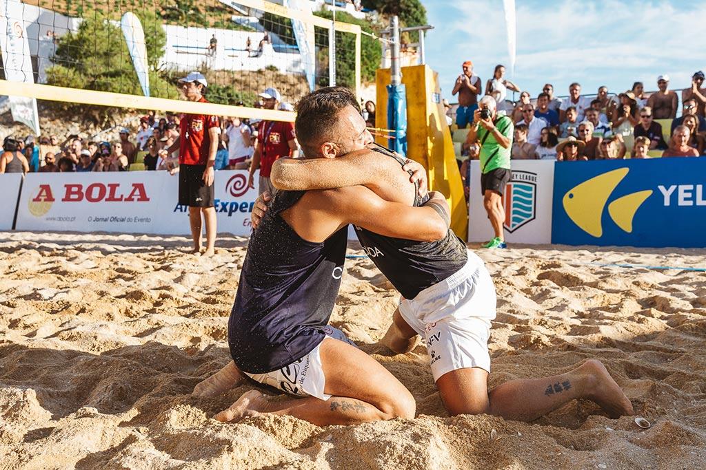 Nelson Pereira & Miguel Pinheiro, national champions 2017