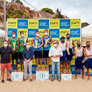Miguel Pinheiro e Filipe Santos (CD Póvoa) vencem na etapa inaugural