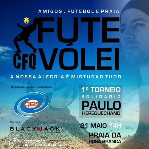 1º Torneio Solidário Paulo Herequechand