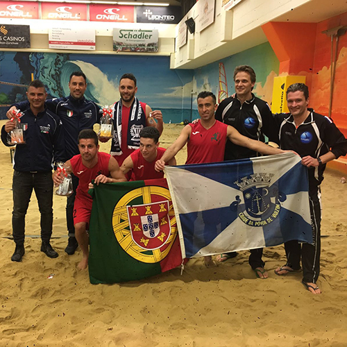 Portuguese teams win in Switzerland
