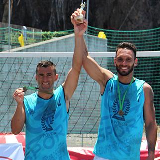 Nelson Pereira e Miguel Pinheiro vencem na Madeira