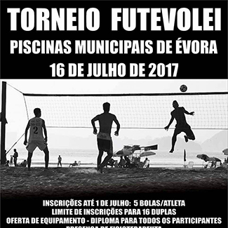 Footvolley Tournament - Évora | 16th, July 2017