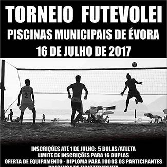 Torneio de Futevólei - Évora | 16 Julho 2017