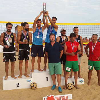 Filipe Santos e Tiago Sá vencem em Quarteira 4ª etapa do campeonato nacional
